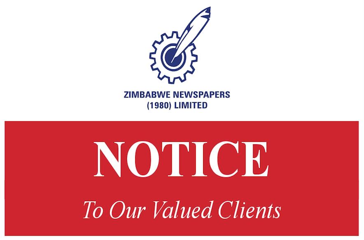 Zimpapers hike prices of all its publications