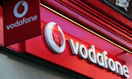 Vodafone says in talks on sale of Verizon Wireless stake