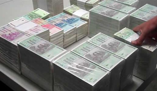 Value Of Zimbabwe Bond Notes Tumbles