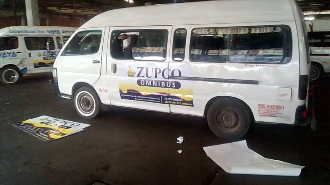 Mixed feelings over 'Zupco kombis'